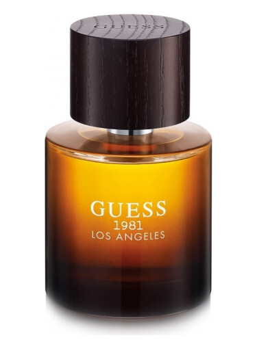 Guess 1981 Los Angeles Men - EDT 100 ml