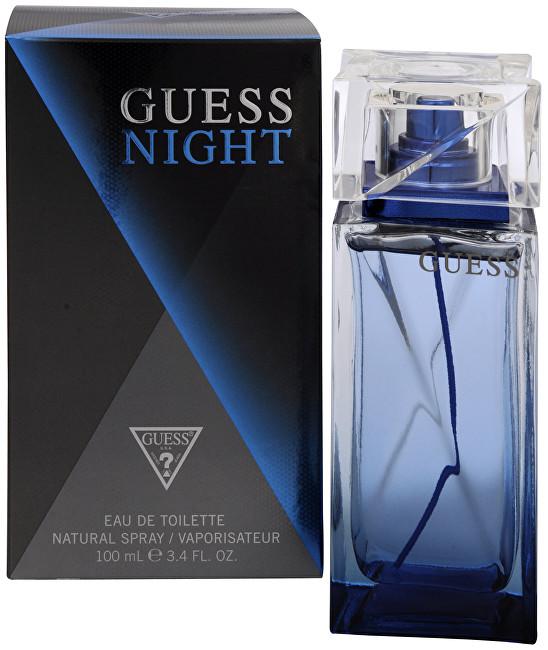 Guess Night toaletná voda pánska 100 ml