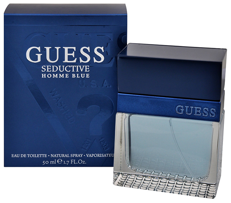 Guess Seductive Homme Blue - EDT 50 ml