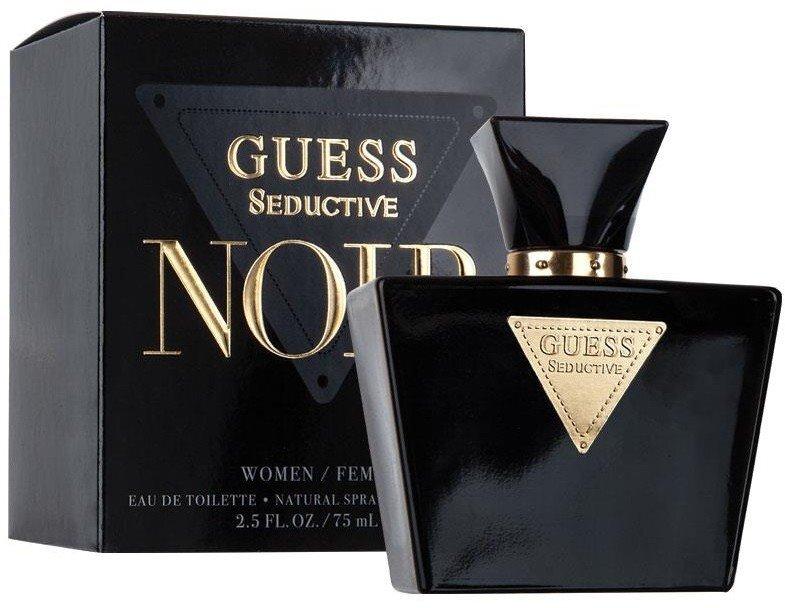 Guess Seductive Noir Woman - EDT 75 ml