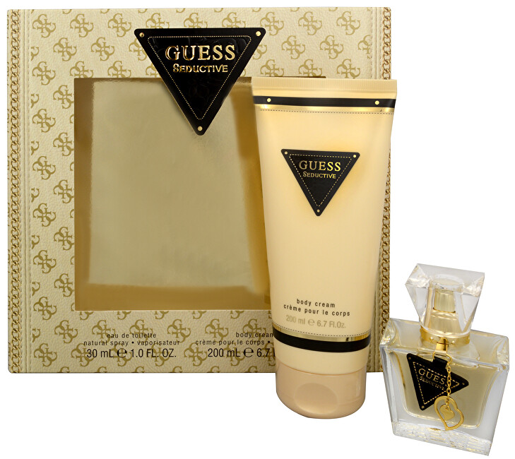 Guess Seductive - EDT 30 ml + telové mlieko 200 ml