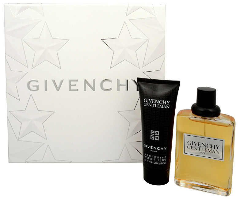Givenchy Gentleman - EDT 100 ml + sprchový gel 75 ml