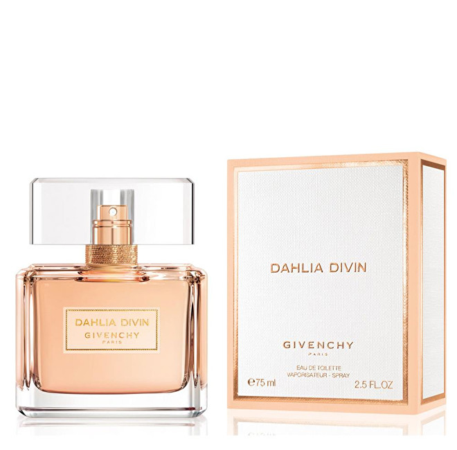 Givenchy Dahlia Divin - EDT 50 ml