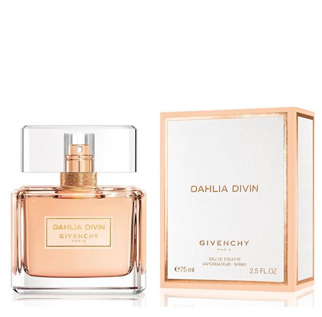 Givenchy Dahlia Divin - EDT 1 ml - vzorek