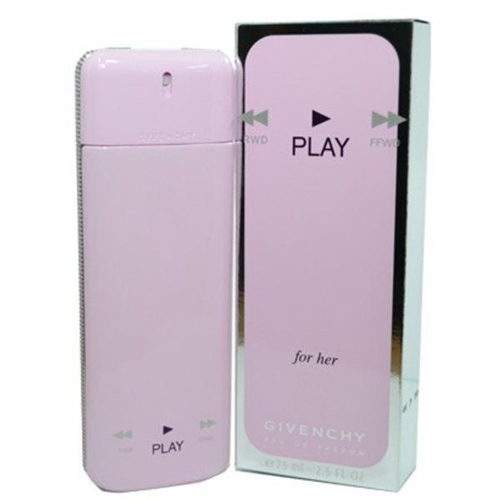 Givenchy Play For Her - EDP 75 ml