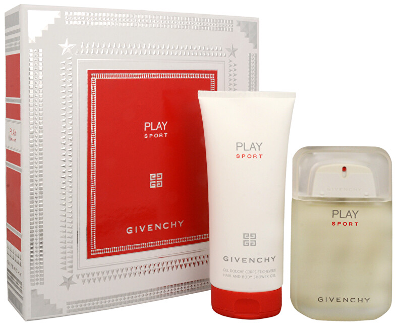 Givenchy Play Sport - EDT 100 ml + sprchový gel 200 ml