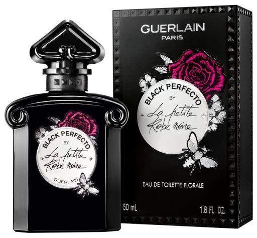 Guerlain Black Perfecto by La Petite Robe Noire Florale dámska toaletná voda 100 ml
