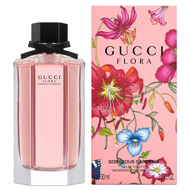 Gucci Flora by Gucci Gorgeous Gardenia toaletná voda dámska 100 ml