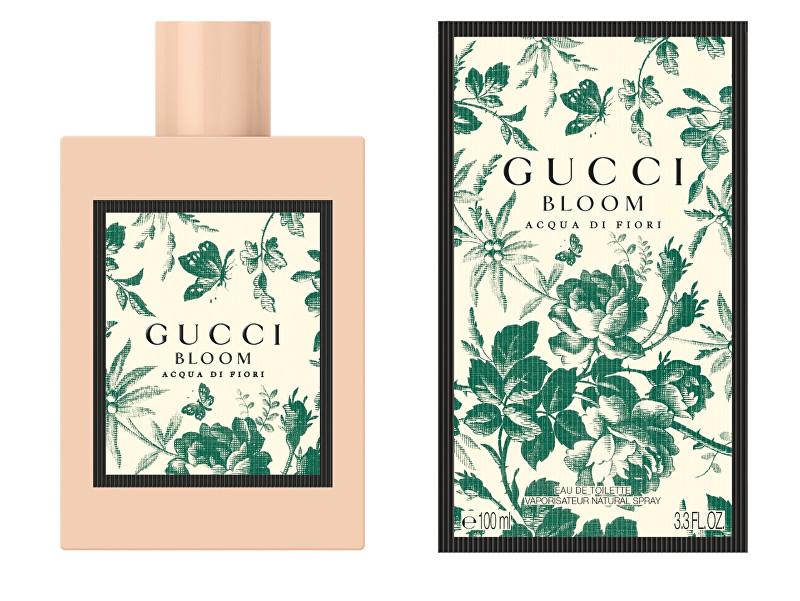 Gucci Bloom Acqua di Fiori toaletná voda dámska 30 ml
