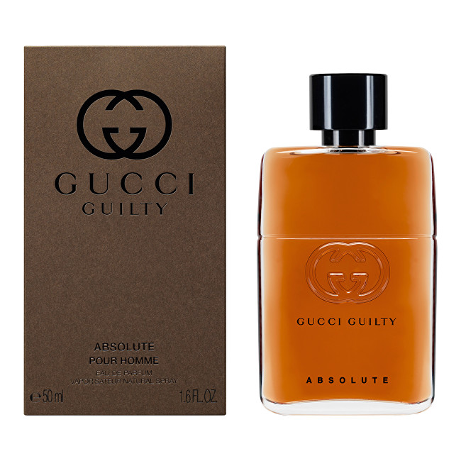 Gucci Guilty Absolute parfumovaná voda dámska 50 ml