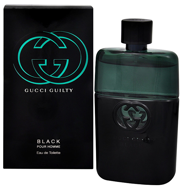 Gucci Guilty Black Pour Homme - EDT 30 ml