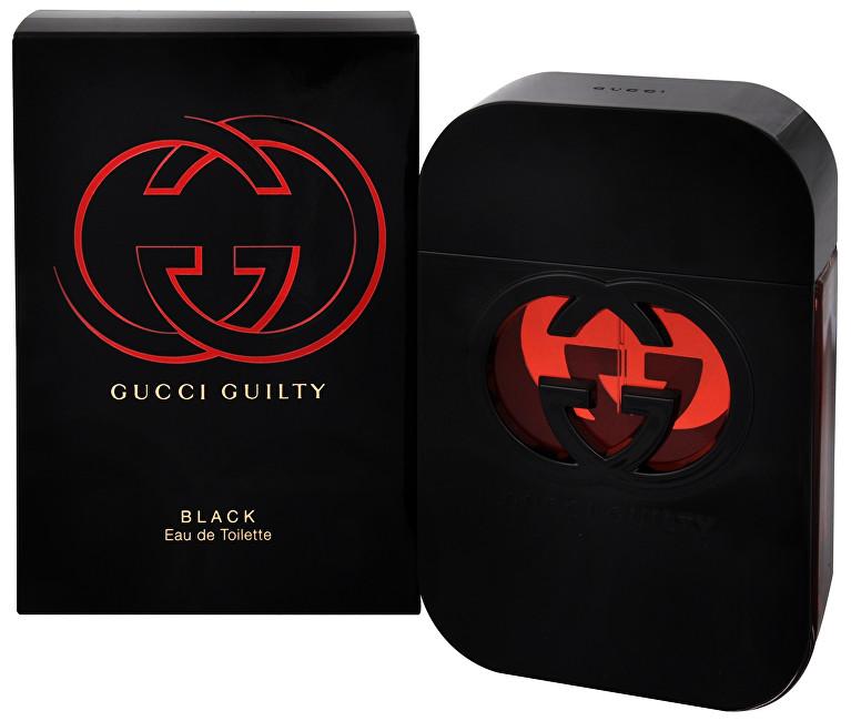 Gucci Gucci Guilty Black toaletná voda dámska 30 ml