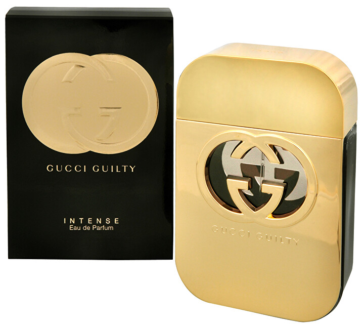 Gucci Guilty Intense parfumovaná voda dámska 50 ml
