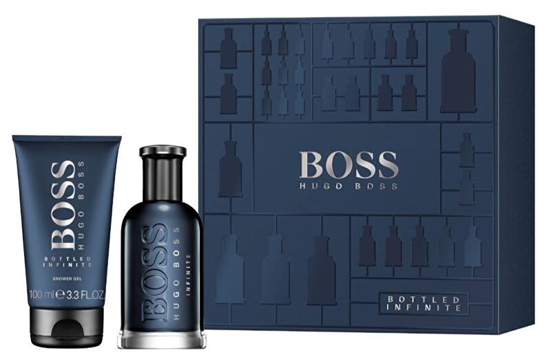 Hugo Boss Boss Bottled Infinite - EDP 100 ml + sprchový gél 100 ml