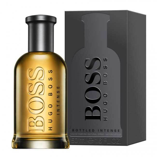 Hugo Boss Boss No. 6 Bottled Intense - EDP 2 ml - odstřik s rozprašovačem