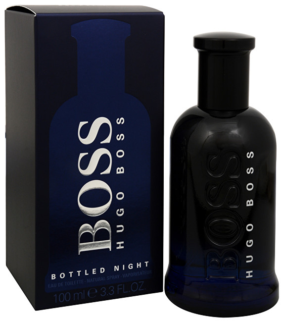 Hugo Boss No.6 Bottled Night toaletná voda 100 ml
