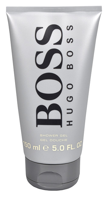 Hugo Boss Boss No. 6 Bottled - sprchový gél 150 ml