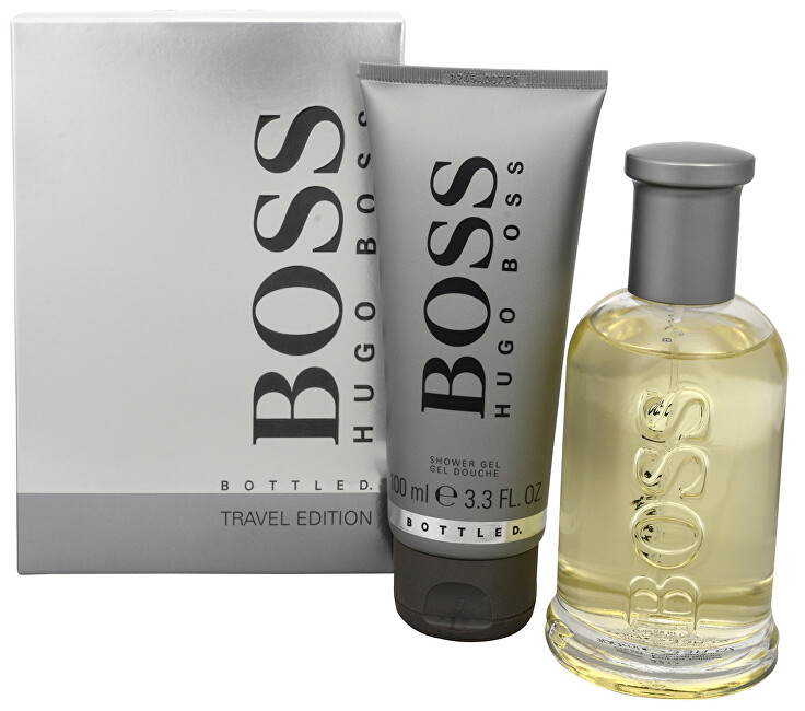Hugo Boss Boss No. 6 - EDT 100 ml + sprchový gel 100 ml