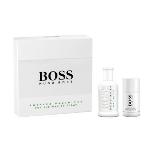 Hugo Boss Boss No. 6 Unlimited - EDT 100 ml + tuhý deodorant 75 ml