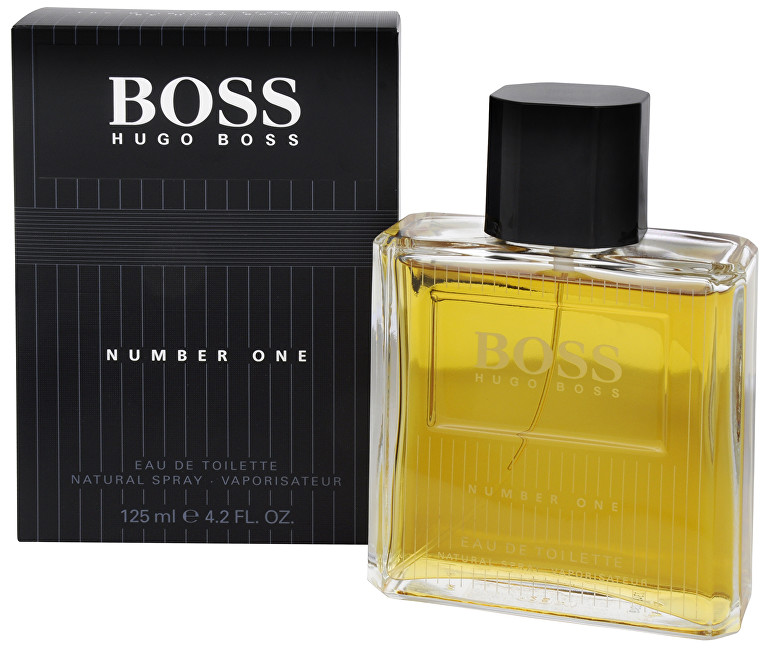 Hugo Boss Boss No. 1 - EDT 125 ml