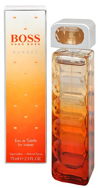 Hugo Boss Orange Sunset toaletná voda dámska 75 ml