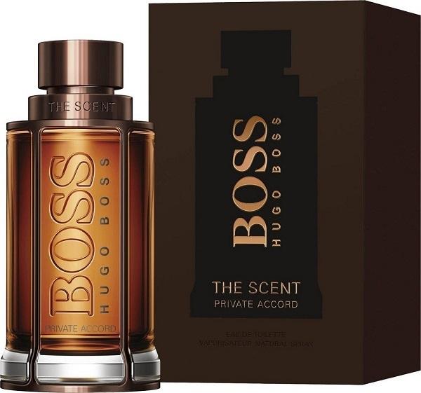Hugo Boss Boss The Scent Private Accord toaletná voda pánska 100 ml