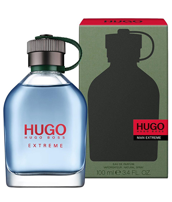 Hugo Boss Hugo Extreme - EDP 1 ml - odstřik