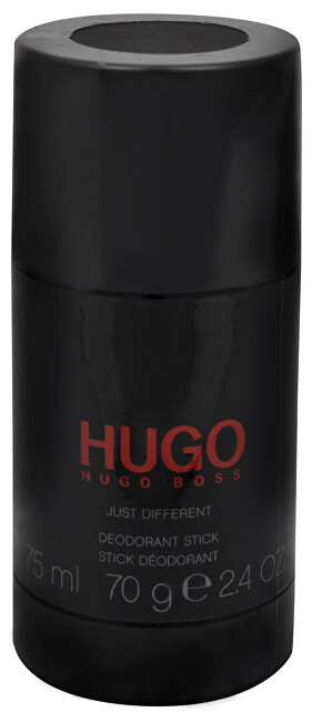 Hugo Boss Hugo Just Different - tuhý deodorant 75 ml