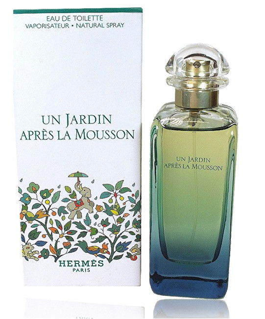 Hermes Un Jardin Apres La Mousson - EDT 100 ml