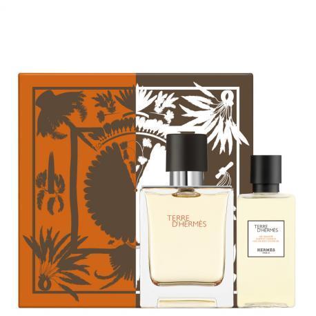 Hermes Terre D` Hermes - EDT 50 ml + sprchový gel 40 ml