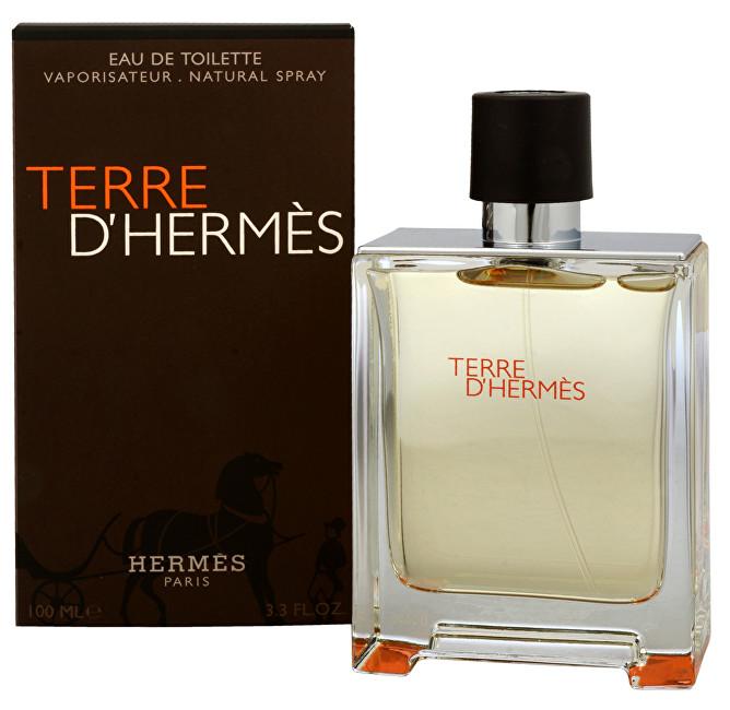 Hermes Terre d` Hermes - EDT 2 ml - vzorek s rozprašovačem