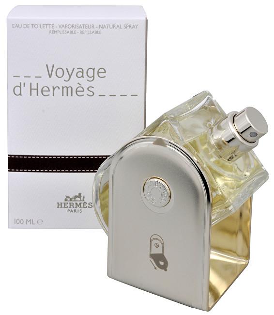 Hermes Voyage D´ Hermes - EDT (plnitelná) 100 ml
