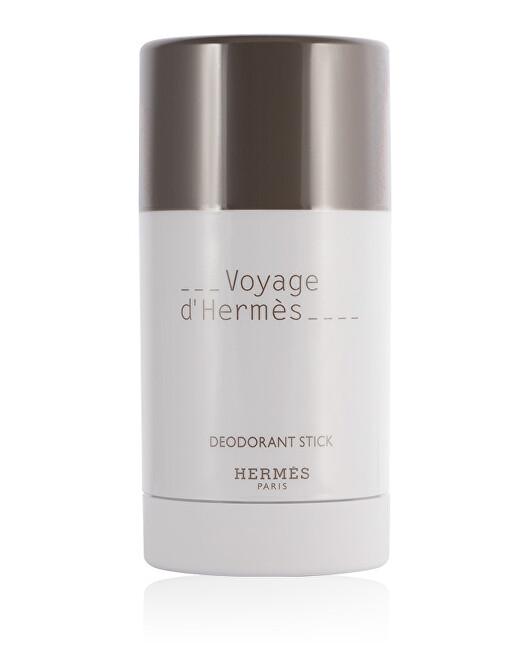 Hermes Voyage D´ Hermes - tuhý deodorant 75 ml
