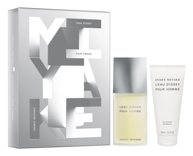 Issey Miyake L`Eau D`Issey Pour Homme - EDT 75 ml + sprchový gel 100 ml