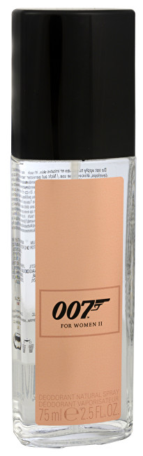 James Bond James Bond 007 For Women II - deodorant 75 ml