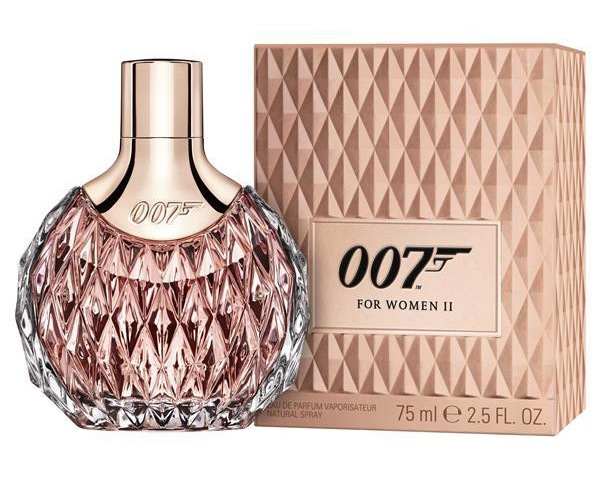 James Bond James Bond 007 For Women II - EDP 75 ml
