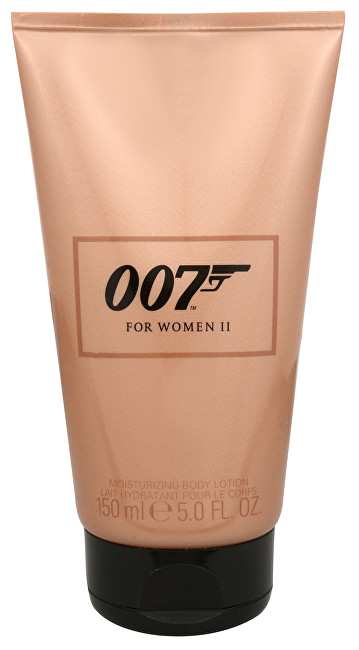 James Bond James Bond 007 For Women II - telové mlieko 150 ml