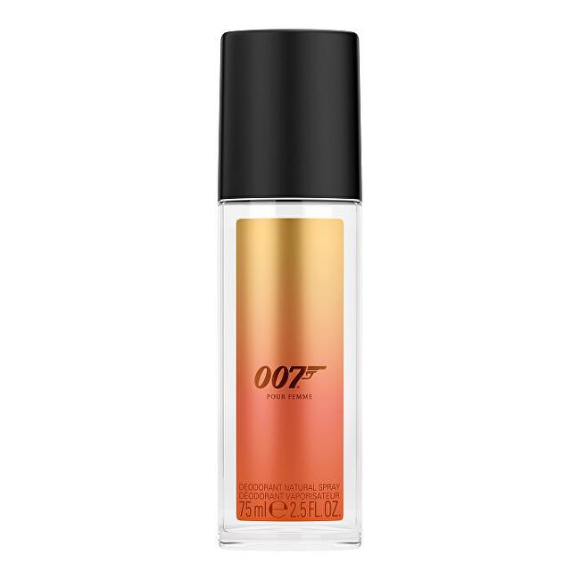 James Bond James Bond 007 Pour Femme - deodorant s rozprašovačem 75 ml