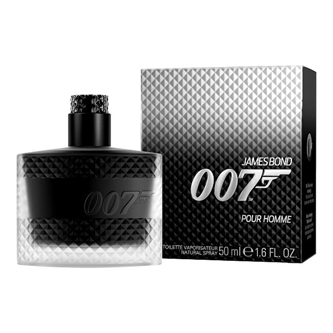 James Bond James Bond 007 Pour Homme - EDT 50 ml