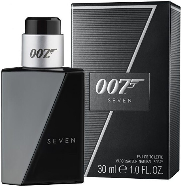 James Bond James Bond 007 Seven Intense - EDP 50 ml