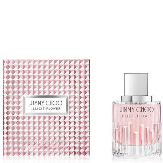 Jimmy Choo Illicit Flower toaletná voda dámska 60 ml