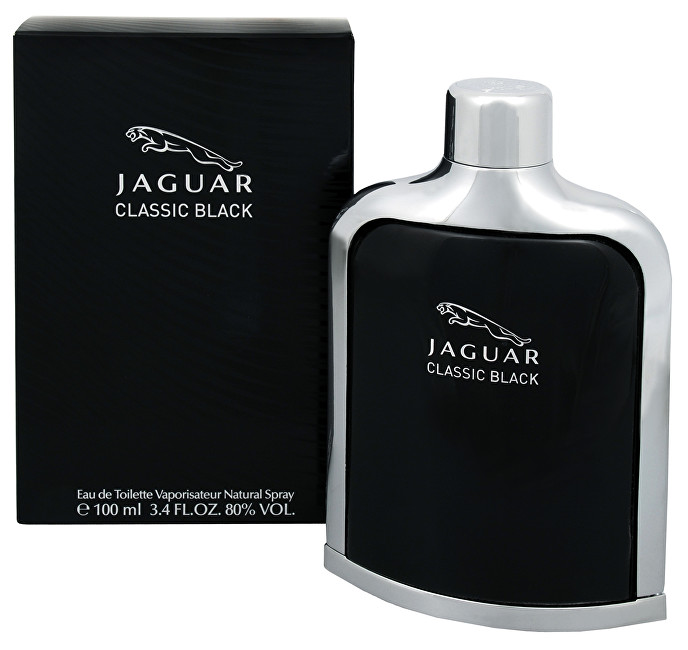 Jaguar Classic Black - EDT 100 ml