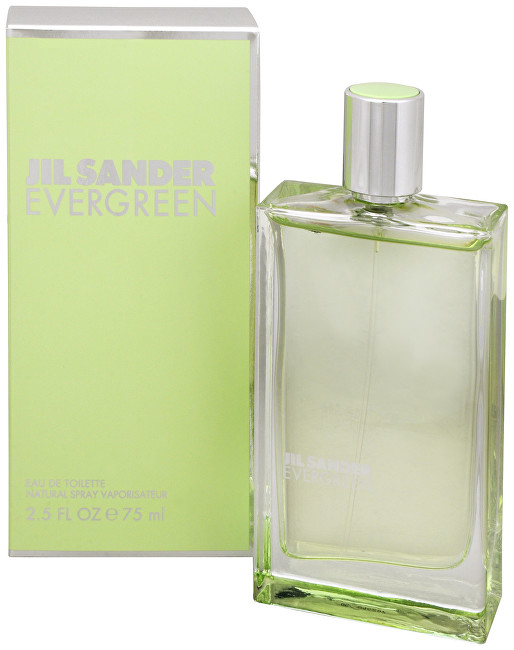 Jil Sander Evergreen - EDT 50 ml