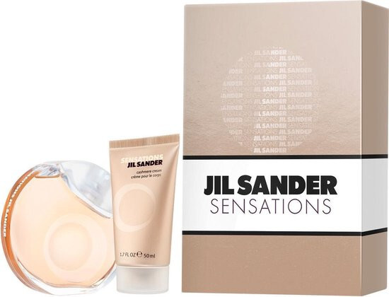 Jil Sander Sensations – EDT 40ml + telový krém 50 ml
