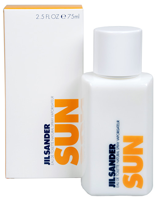 Jil Sander Sun - EDT 75 ml