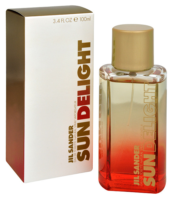 Jil Sander Sun Delight - EDT 100 ml