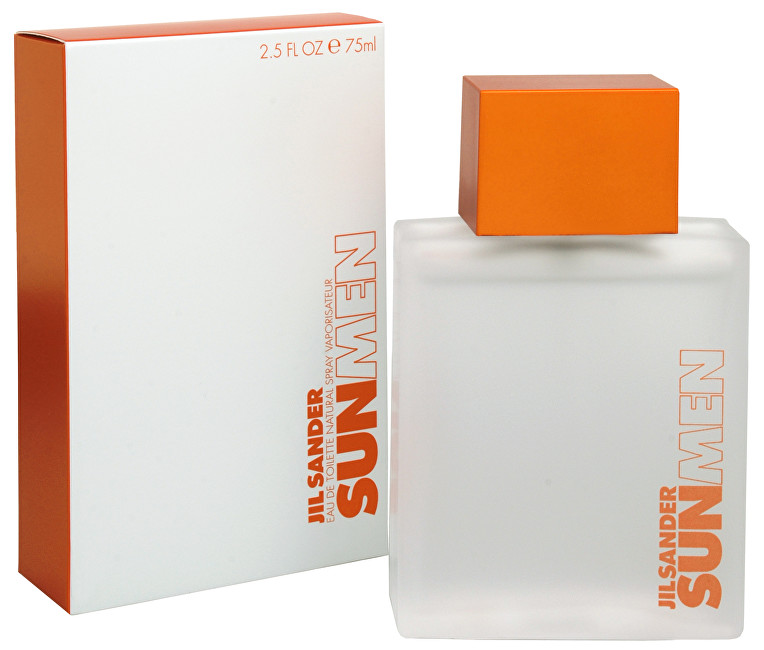 Jil Sander Sun Men - EDT 200 ml