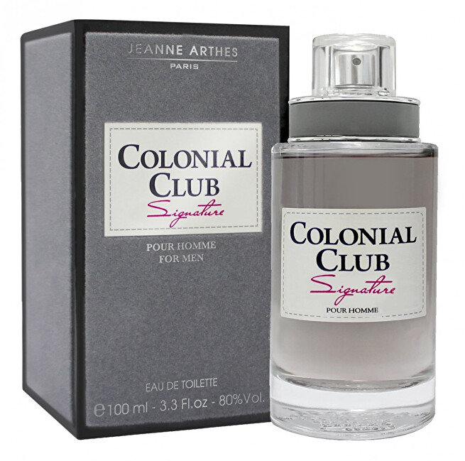 Jeanne Arthes Colonial Club Signature - EDT 100 ml