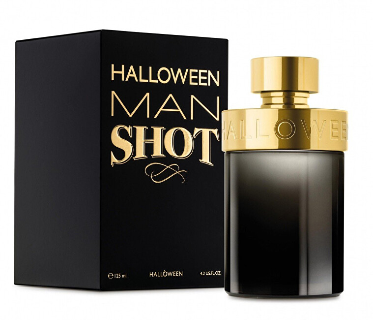 Jesus Del Pozo Halloween Man Shot - EDT 75 ml