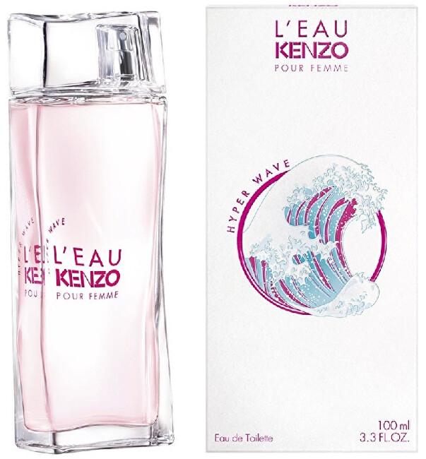 Kenzo L`Eau Kenzo Pour Femme Hyper Wave - EDT 0,7 ml - sachet